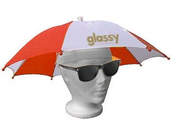 Your BRANDED Umbrella hats are an excellent marketing tool and work very  well in sunny or wet conditions. They are not designed for torrential  conditions ... 7eac87774ce